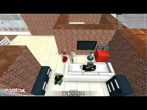 Time Lapse House Build - ROBLOX