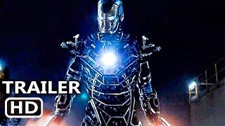 "SHANG-CHI ""Iron Man"" Trailer (2021)"