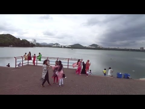 Powai Lake Mumbai -Maharashtra India