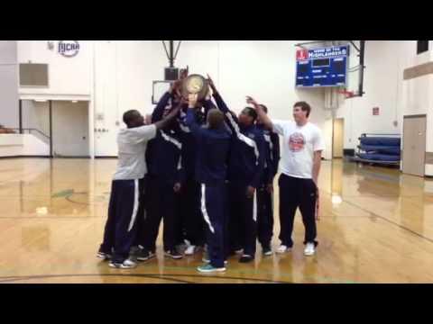 Gordon College Men's Basketball Team