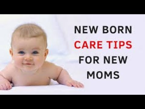 how to wrap a new born baby.mp4
