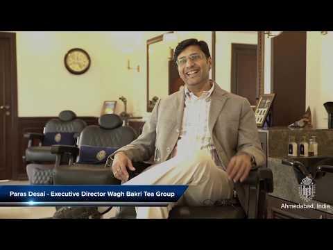 Truefitt & Hill I Member's Testimonial I Mr. Paras Desai