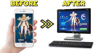 How To Play ANY Mobile Game on Your PC RIGHT NOW!