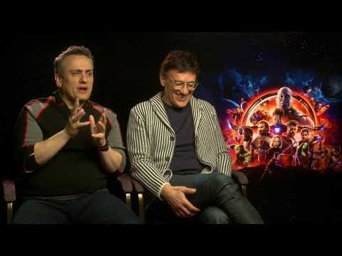 Avengers: Infinity War Directors, Anthony and Joe Russo Interview.