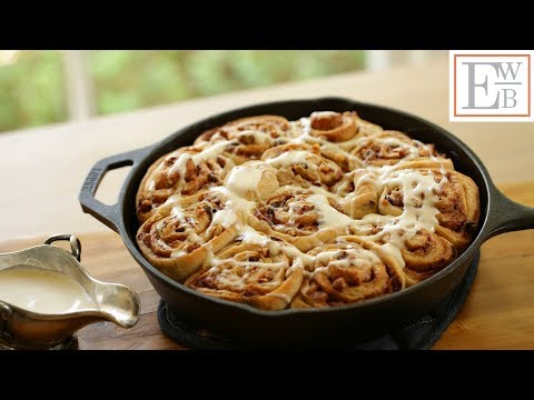 Beth's Overnight Cinnamon Bun Recipe | ENTERTAINING WITH BETH
