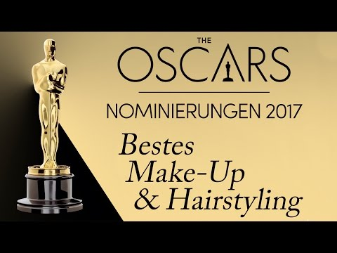 Make-Up & Hairstyling | Nominierungen & Prognose | OSCARS 2017