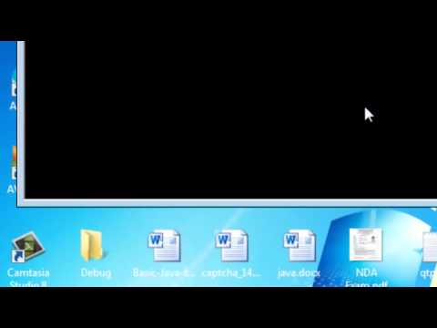 How to open command prompt in Windows 7
