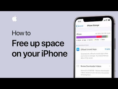 How to free up space on your iPhone or iPad — Apple Support