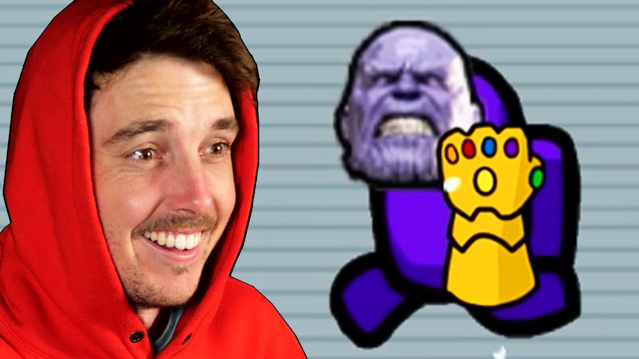 AMONG US with THANOS