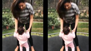 Mira Rajput  Misha Kapoor dance with each other cute video