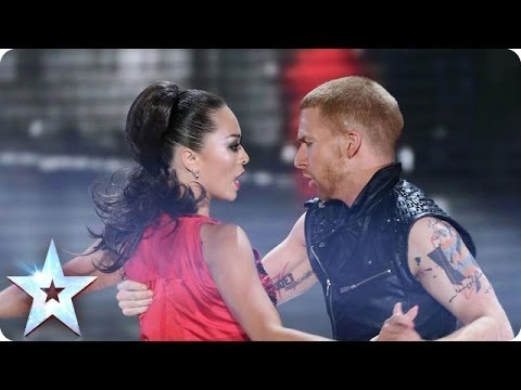 Dancers Kings and Queens have the rhythm of the night | Britain's Got Talent 2014