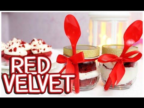 Ricetta RED VELVET Cupcakes In Jar!