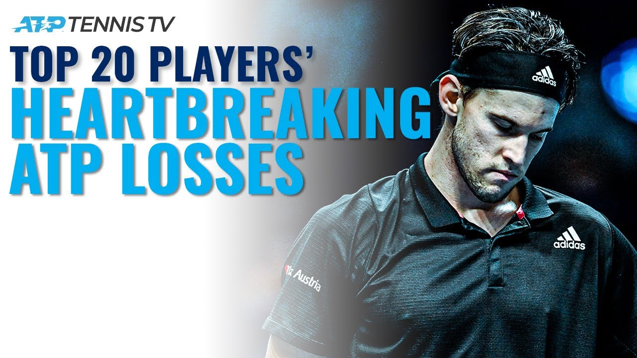 Every Top 20 Player's Most Heartbreaking ATP Loss 💔