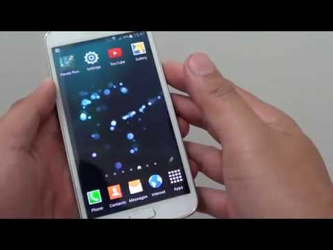 Samsung Galaxy S5: How to Answer Phone Call With Home Button