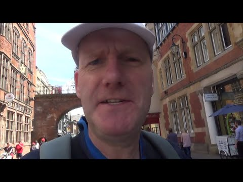 My search for the Chester Plague Doctor