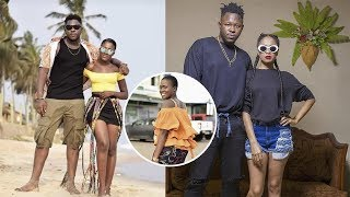 Fella Makafui responds to Sister Derby's diss to Medikal and her after breakup