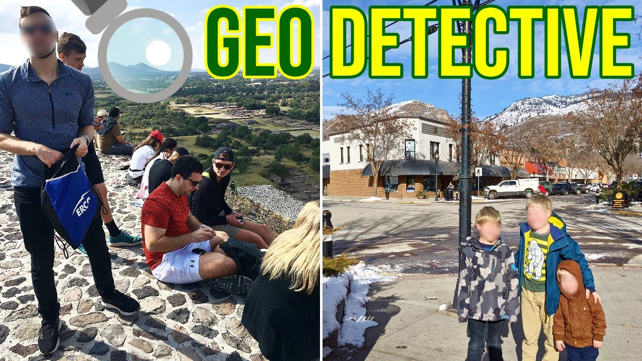 Pinpointing the exact location of my fans using a single image.. GEO DETECTIVE #6