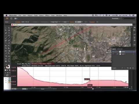 11) Topographic Profiles