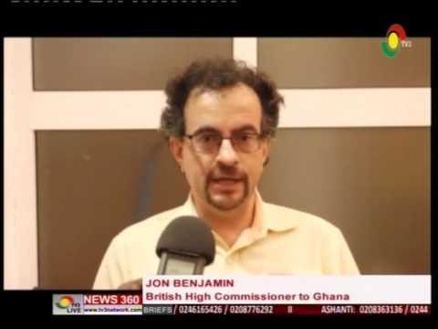 New360 - UK prepared to help Ghana fight corruption - 17/5/2016
