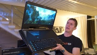 The BIGGEST, HEAVIEST, Laptop EVER - $9,000 Acer Predator 21X
