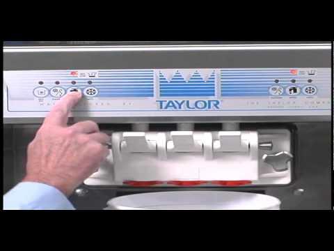 Taylor Freezer Soft Serve Machine 161