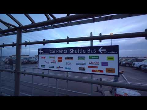 Find Atak Car Rental at Reykjavik KEF airport