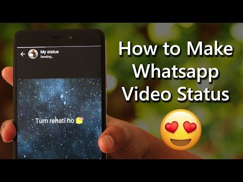How to make Whatsapp Status Video Song