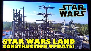 Star Wars Land Galaxy