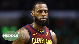Is Lebron James CRAZY If He Does Not Leave The Cavs? | Huddle