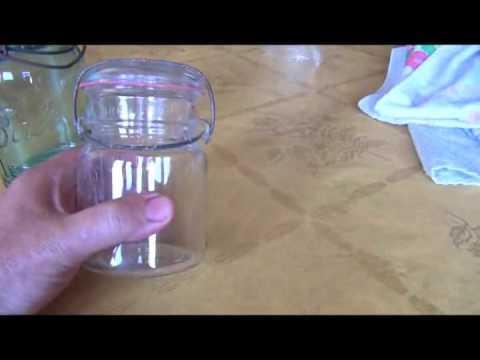 Bail type canning jars.wmv