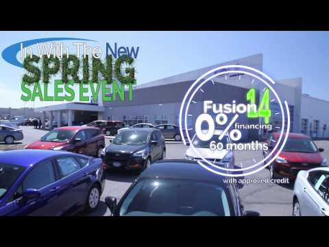Anderson Ford Free Car Washes Spring Sales Event