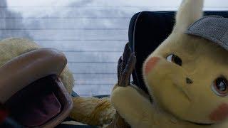 Pikachu uses... Foot Massage?