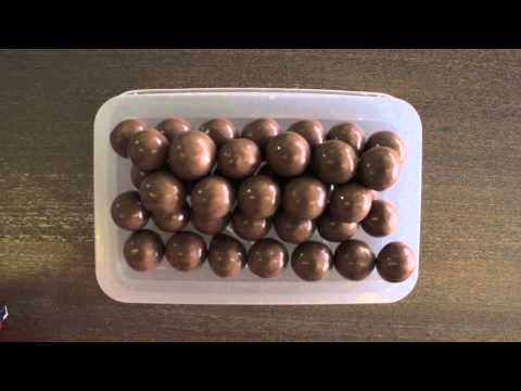 The Perfect Stack of Maltesers