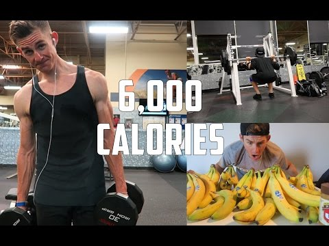 FeedingTheElectric (16) Sample 6,000 Calorie Diet | Double Cereal Review | New Haircut