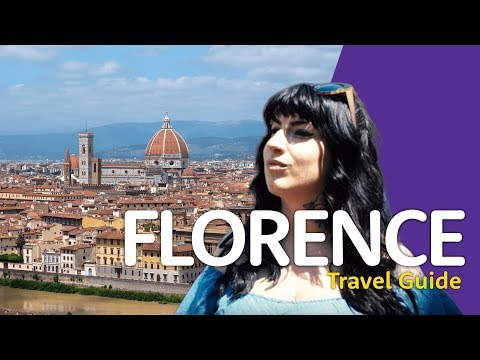 🇮🇹 Florence Travel Guide 🇮🇹  | Travel better in ITALY!
