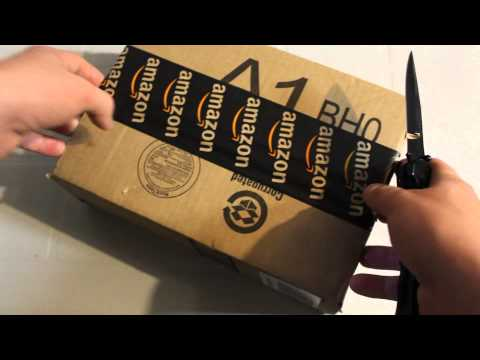 Amazon.ca Unboxing & Missing Package