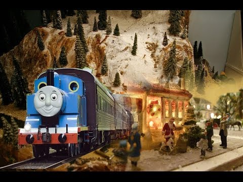 Thomas the Tank Engine & Friends: Winter Cristmas Story Episode 2 ( Amazing Playground HD)