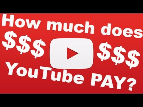 How Much Does YouTube Ads Pay?