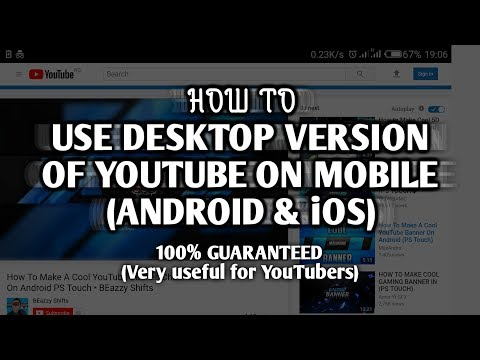 How to Use Desktop Version of YouTube on Mobile (Android and iOS)