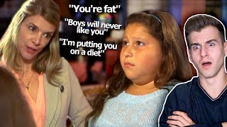 Mom FAT SHAMES Daughter In Front Of Her FRIENDS!