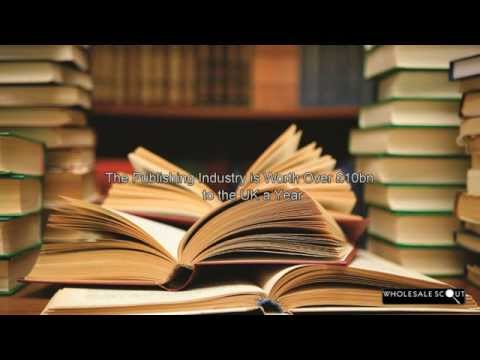 Find Wholesale Book Suppliers
