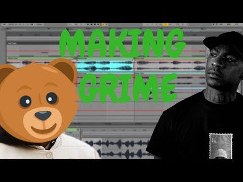 Making A Grime Beat From Scratch [2018]