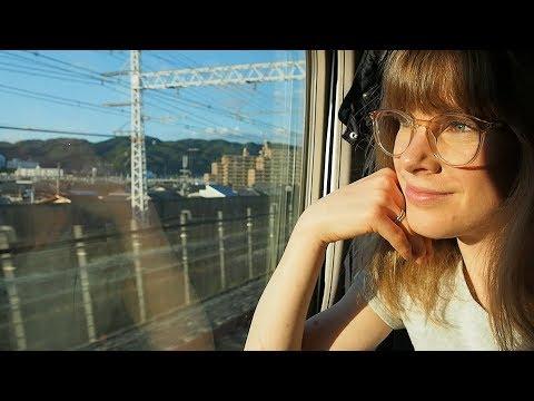 Tokyo to Osaka by Shinkansen || 新幹線で東京〜大阪