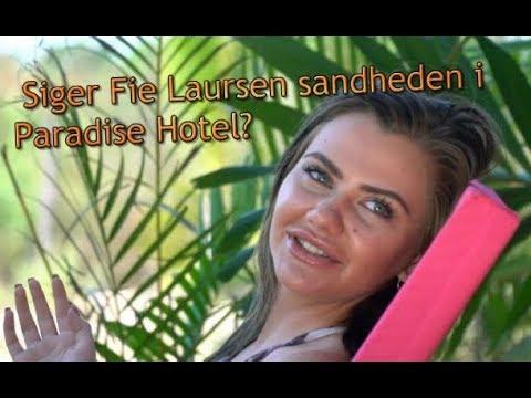 Fie Laursen i Paradise Hotel 2018