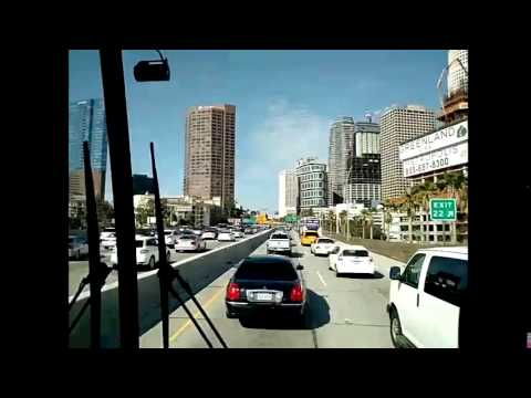 LAX to Union Station in 15 seconds
