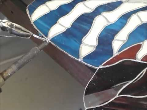 How to Repair Cracked or Broken Stained Glass
