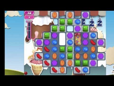 Candy Crush Saga 710 - HIGHEST LEVEL - NO BOOSTERS!