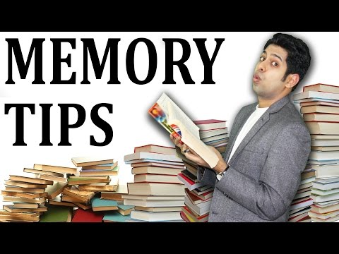How to remember what you Studied? (5 Memory Techniques in Hindi)