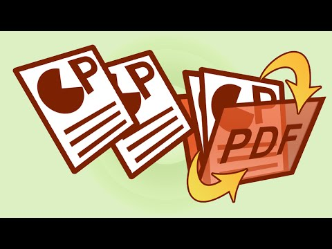 PPT File to PDF Android App