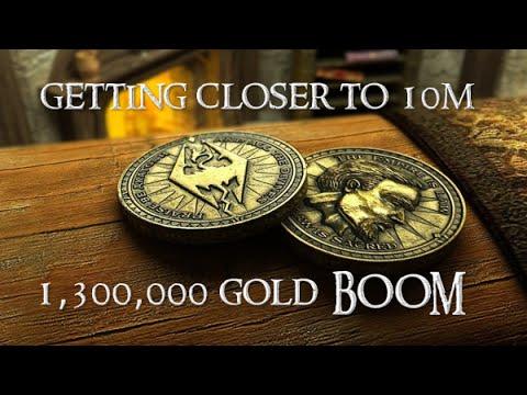 ESO l Closer to 10M gold goal!